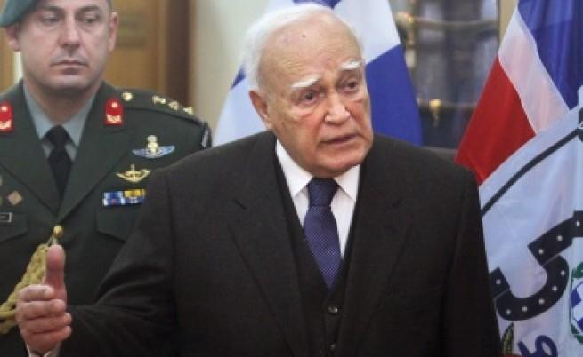 Гръцкият президент: Обиждат страната ми