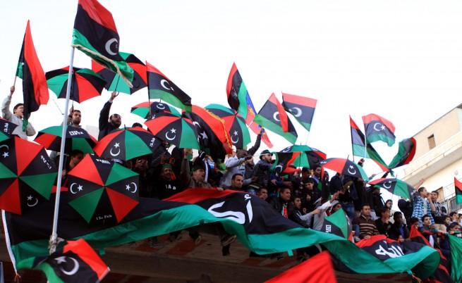 В Либия честват една година от революцията