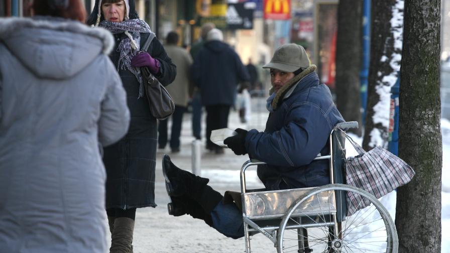 """И ампутации на премръзнали в """"Пирогов"""" тази зима"""