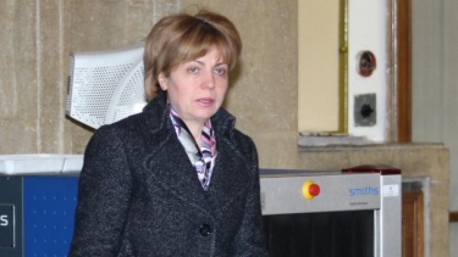 "Йорданка Фандъкова: Източваме язовир ""Огняново"""