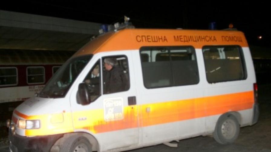 Шефът на антитерористите в Търново се простреля