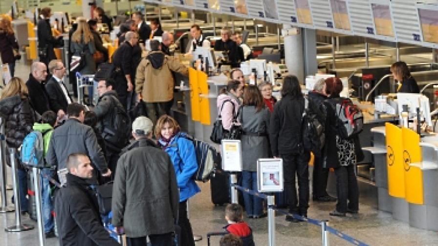 Стачката на летището във Франкфурт – до петък
