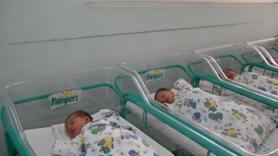 Бебето, за което спореха двама мъже, е настанено в приемно семейство