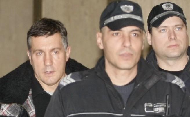 Есктрадират Стефан Кленовски