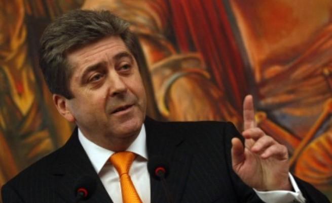 Първанов: Авторитетът на Борисов се руши