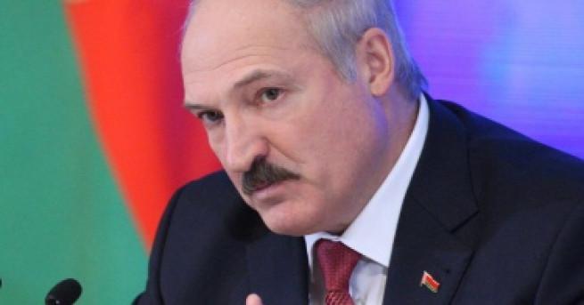 Свят Лукашенко: В Беларус няма да има гражданска война Избирателната
