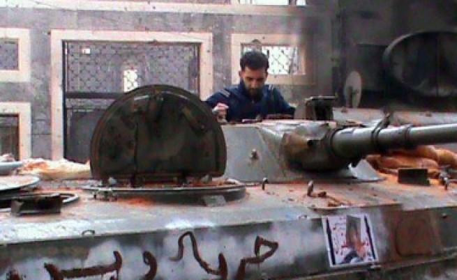 Съветът за сигурност за първи път единодушен за Сирия