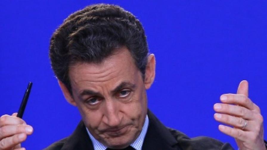 Саркози: Финансовата криза свърши, икономическата продължава