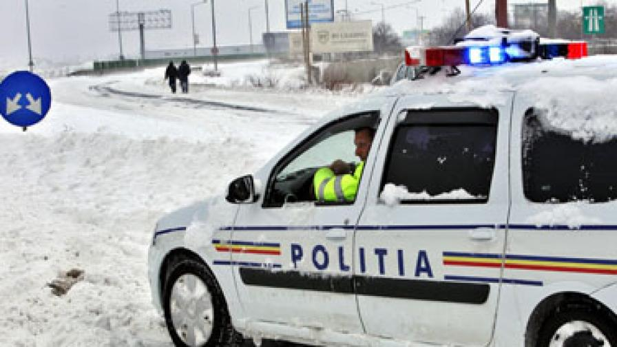 Полицай уби двама заради жена си в Букурещ