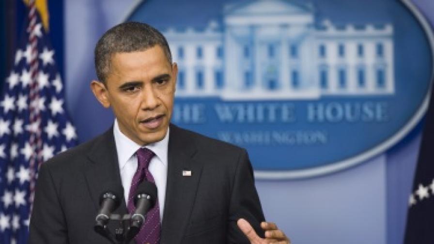 Обама: Няма да допуснем Иран да се сдобие с ядрено оръжие