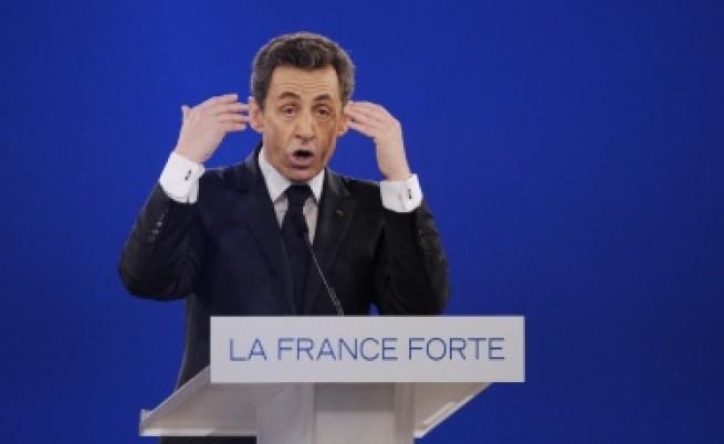 Саркози: Кадафи не ми е финансирал кампанията