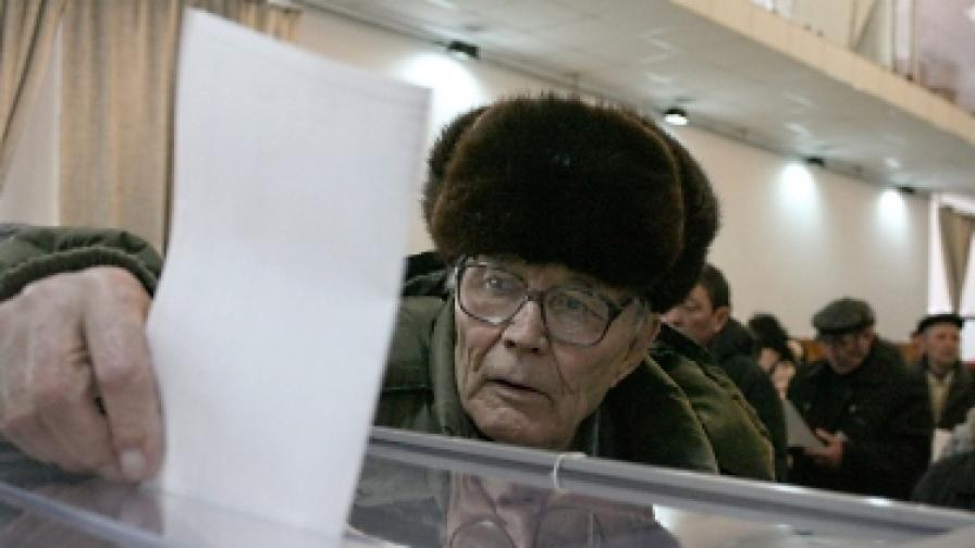 Под 50% oт руснаците вярват на резултатите от изборите