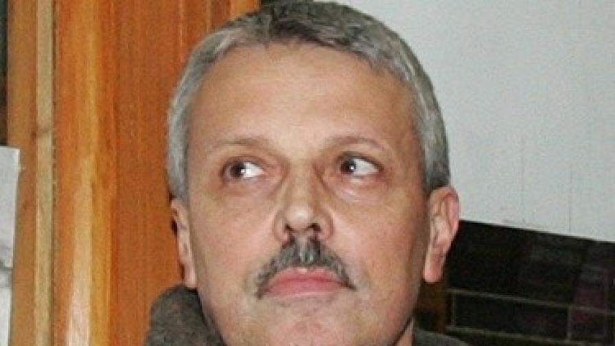 Иван Драшков пак напуска ДАНС