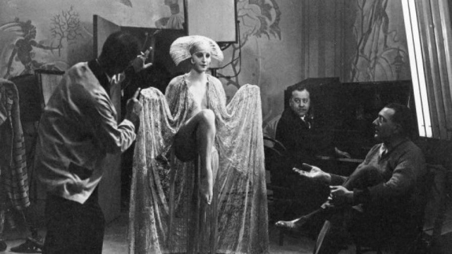 "Метрополис"", 1927, реж.Фриц Ланг"