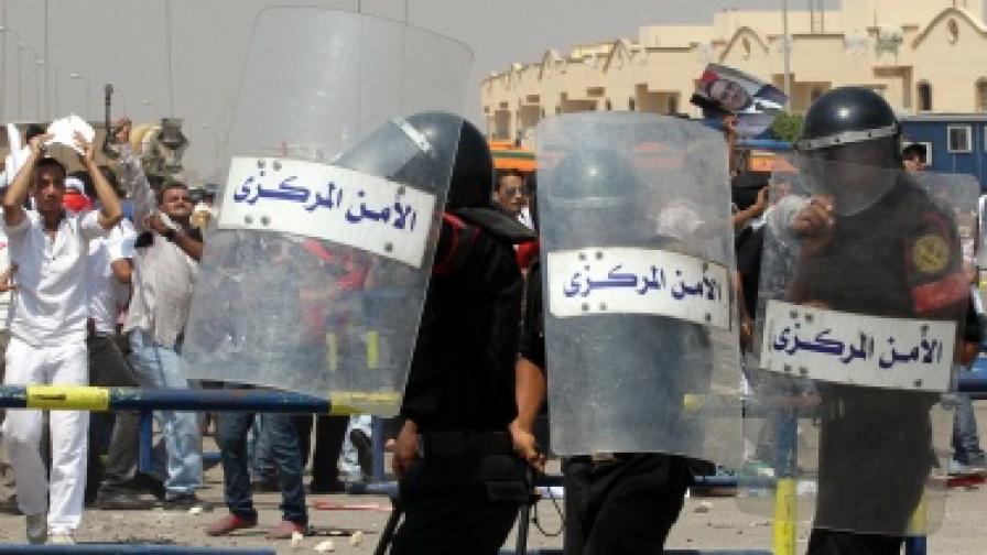 Египет: Плащат на пострадалите в бунта