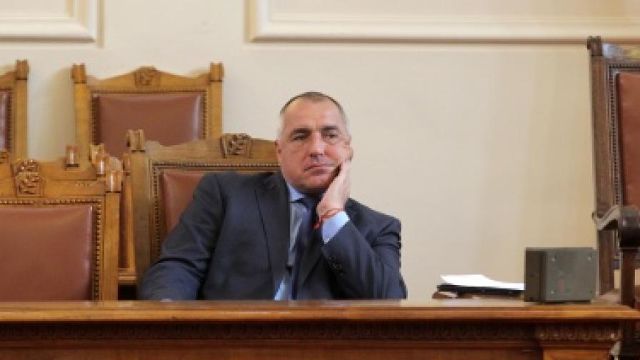 Борисов: Трайков да обясни защо говори глупости