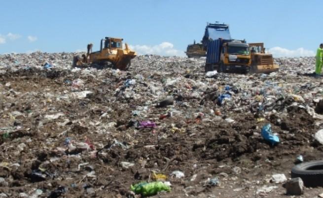 Най-зле сме и с боклука
