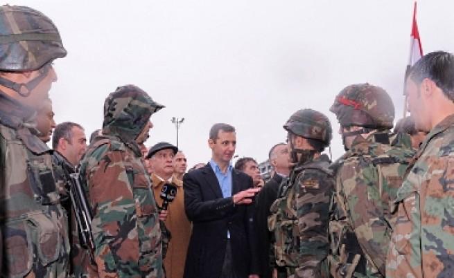 Рано е за оптимизъм относно сирийската криза