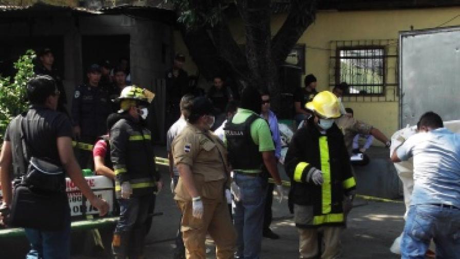 Пак бунт в хондураски затвор