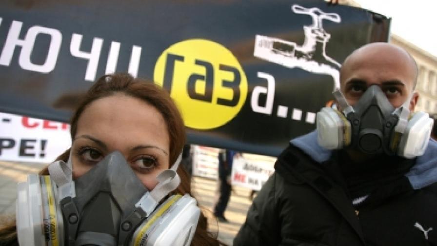 Шистовият газ потече в парламентарна комисия