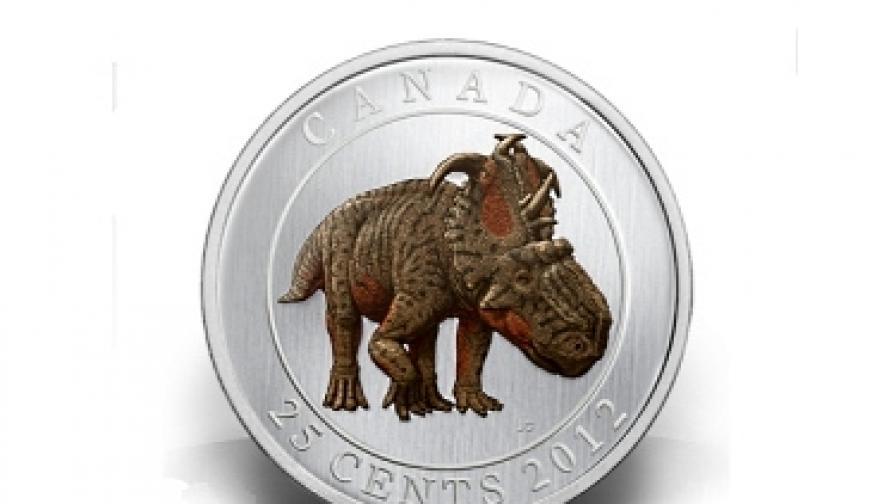 В Канада секат светещи монети