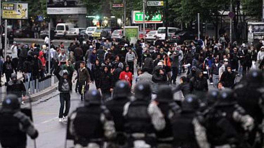 Неизвестна досега албанска армия заплаши Македония
