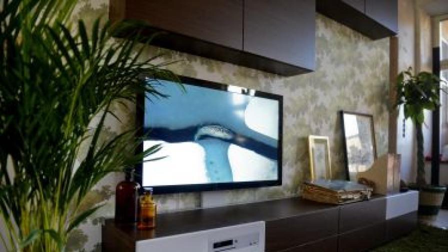 ИКЕА пуска мебели с вградени телевизори