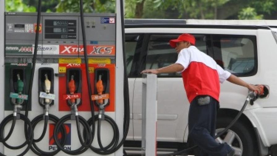 7 лв. за литър бензин било черна шега