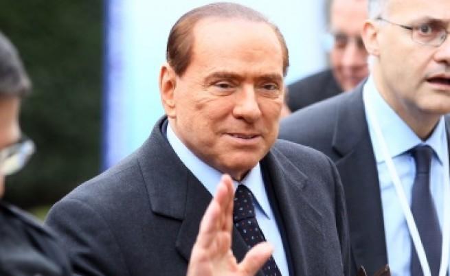Берлускони: Давал съм пари на момичета, но не за секс