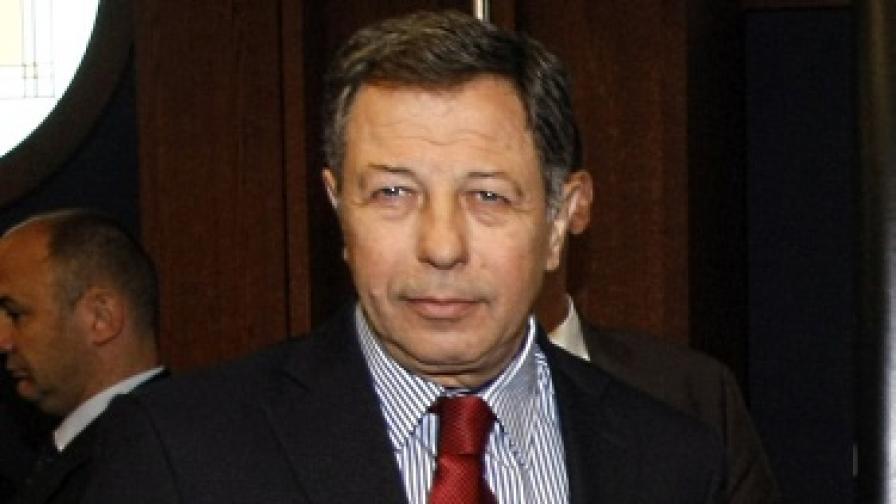 Борисов уволни шефа на БОРКОР