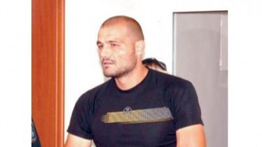 20 години затвор за убиеца Георги Петков - Дачи