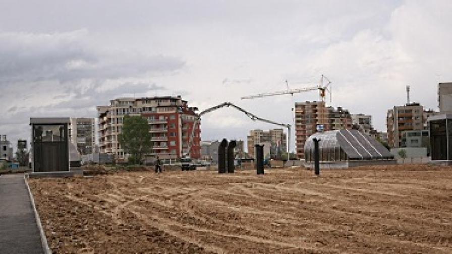 Две нови спирки на метрото в София