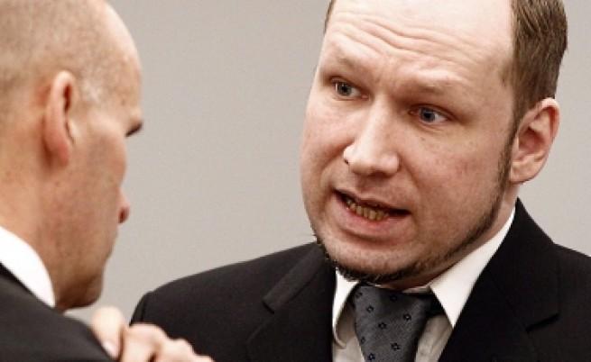 Норвежци наказват Брайвик с... песен