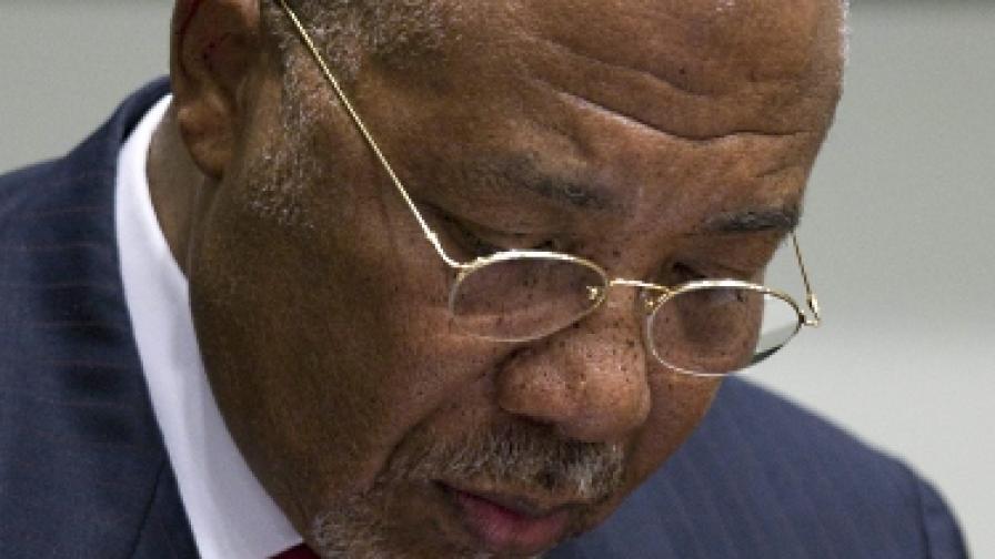 Още един африкански лидер ще бъде наказан