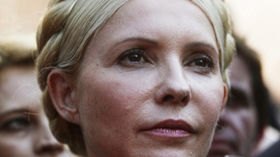 Тимошенко: Янукович разреши побоя
