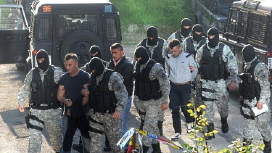 """Сред """"терористите"""" в Скопие има фризьор и пенсионери"""
