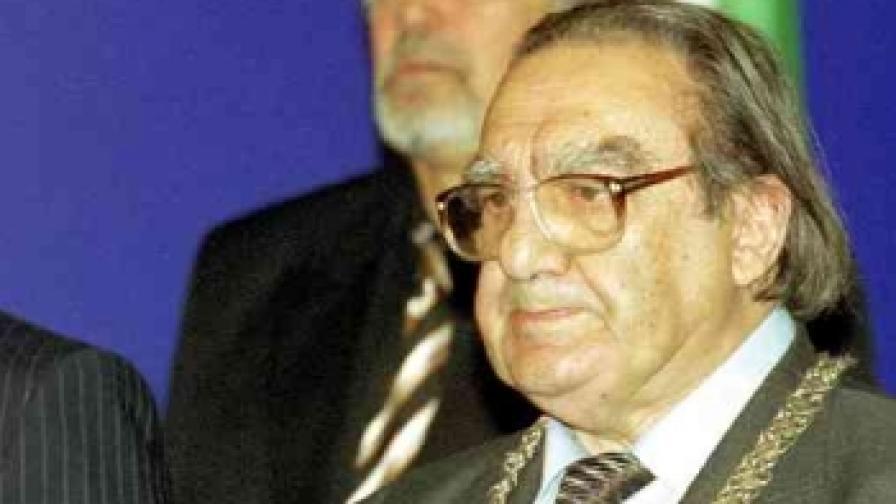 Почина архитектът Богдан Томалевски