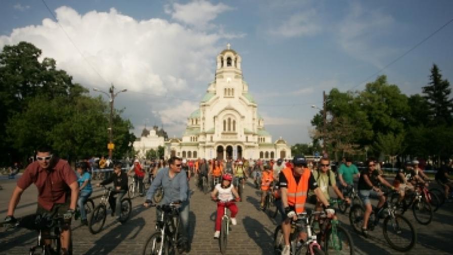 Всеки велосипедист с номера си - на 19 май