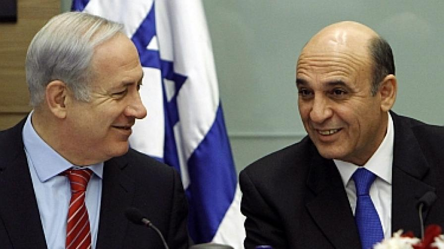 Неочаквана коалиция спря предсрочния вот в Израел, поискан от премиера