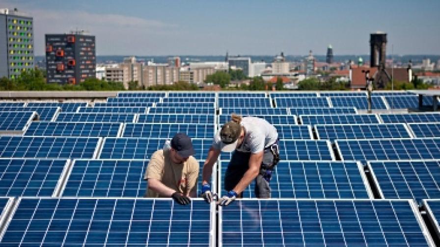 В Сърбия строят най-големия слънчев парк в света