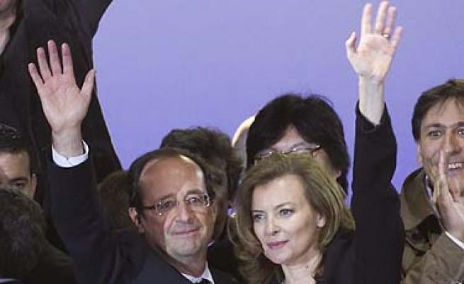 Бъдещата първа дама на Франция изгони депутат заради Строс-Кан