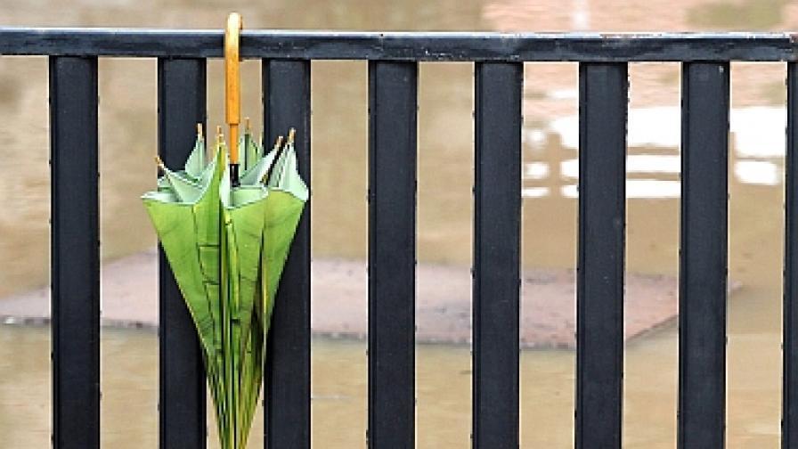 Германец почина близо година след убождане с чадър