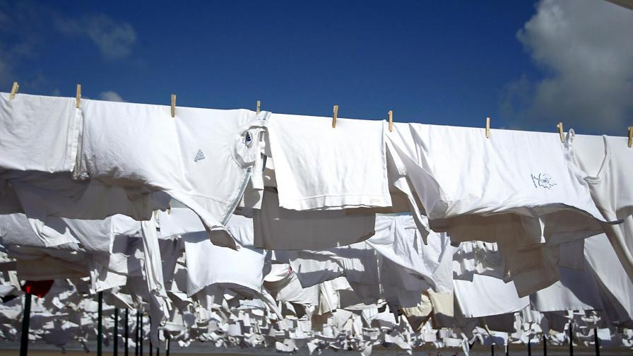 Нулева хигиена при прането за болници и др.