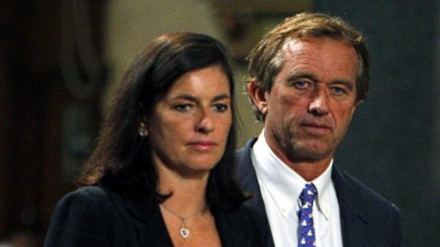 Мери и Робърт през 2009 г.