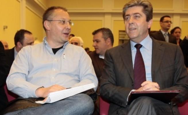 Станишев печели; Първанов е ОК, ако не пречи