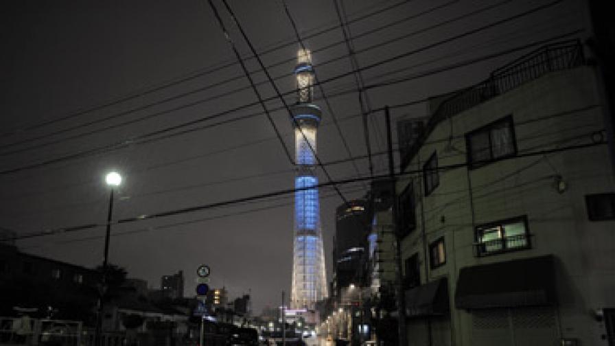 """Най-високата кула в света е """"Дърво на небето"""""""