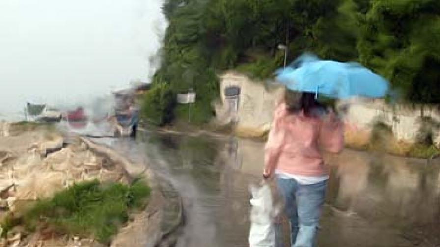 Река Бебровска наводни три села в община Златарица