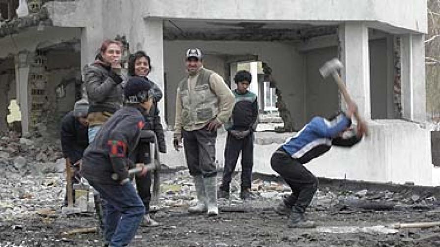 САЩ: Маргинализацията на ромите – най-големият ви проблем