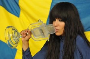 Представителката на Швеция Лорийн спечели Евровизия 2012