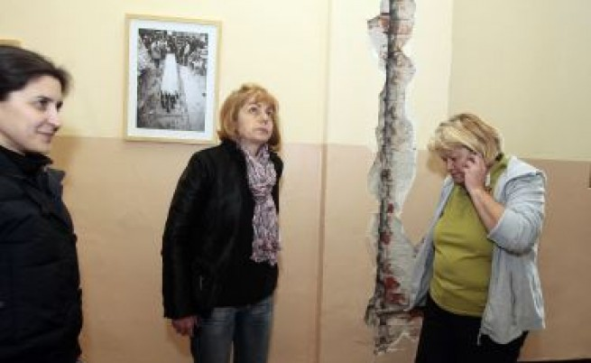 1,3 млн. лв. щети в София заради земетресението